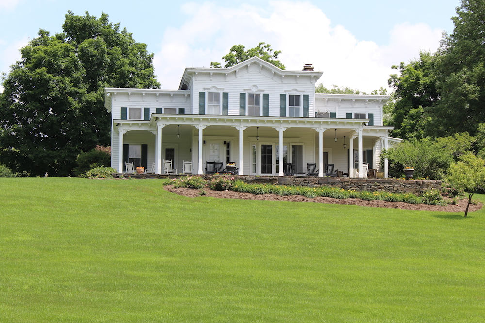 Italianate house for sale in ghent ny for Italianate homes for sale